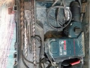 Bosch Hammer Drill for Sale in Mooresville, IN