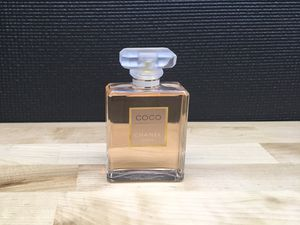 Coco Chanel Mademoiselle Perfume 3.4 oz. Barely Used for Sale in Upland, CA