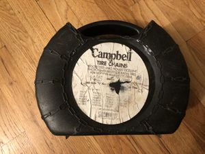 Campbell Radial Tire Chains #1126 for Sale in Seattle, WA