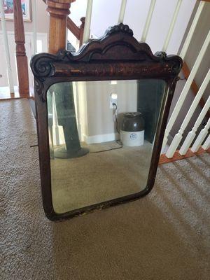 antique beveled mirror for Sale in Barnegat, NJ
