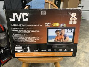 JVC combo TV for Sale in Lakewood, CA