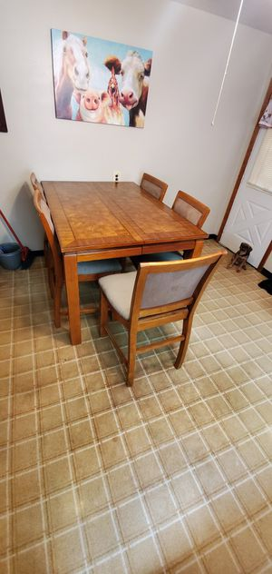10 piece table set for Sale in Burgettstown, PA