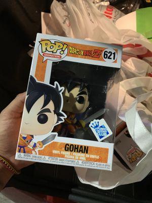 Funko POP! Dragon Ball Z Young Gohan w/ Sword Figure #621 Gamestop Exclusive for Sale in Miami, FL