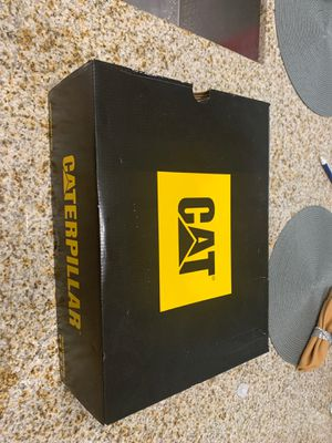 CATERPILLAR WORK BOOTS for Sale in Miami, FL