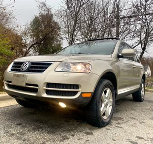 2004 VOLKSWAGEN TOUAREG 3.2 for Sale in Clinton, MD