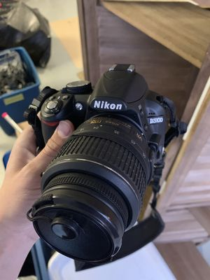 Nikon D3100 with Lense for Sale in Lomita, CA