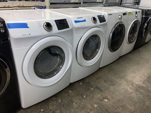 Samsung electric dryers working perfectly with 4 months warranty starting from $250 and up for Sale in Baltimore, MD