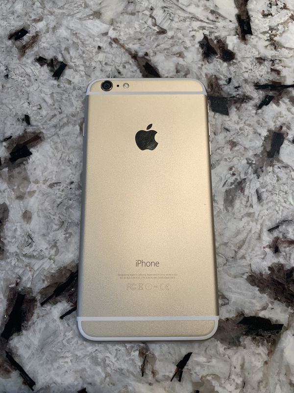 iphone 6+ 16gb Gold Verizon wireless UNLOCK