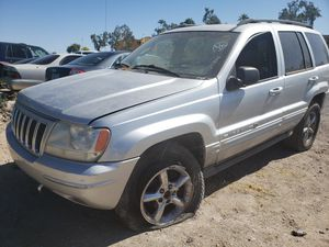 Parting out 2002 jeep Cherokee runs for Sale in Las Vegas, NV