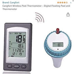 Pool thermometer. New for Sale in Las Vegas, NV
