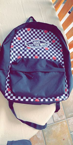 Vans backpack for Sale in Wichita, KS