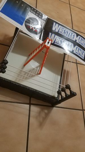 WWE Wrestle Mania ring for Sale in San Leandro, CA