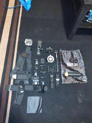 Accessory kit compatible with the GoPro hero for Sale in Schodack Landing, NY