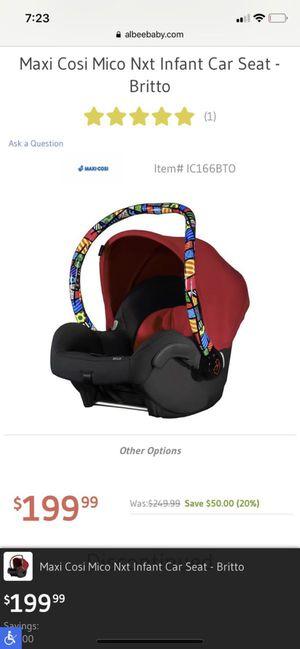 Maxi Cosi Mico Infant Car Seat in Britto for Sale in Hialeah, FL