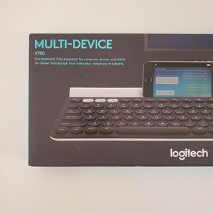 Logitech K780 Wireless Keyboard (New) for Sale in Boston, MA