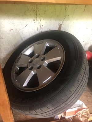 Chevy Impala Set of tires and rims for Sale in East St. Louis, IL