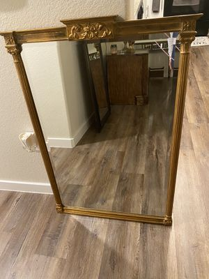 Antique wall hanging mirror for Sale in Goodyear, AZ