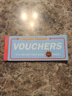 New Parent Vouchers for Sale in Buckley,  WA