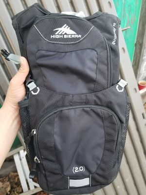 High Sierra water backpack for Sale in Stockton, CA