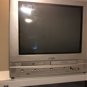 DVD Tv VHS Tv for Sale in Buffalo, NY