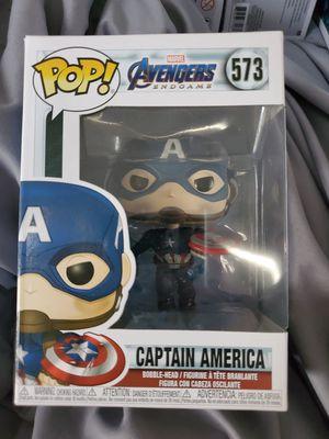 Avengers Endgame Captain America Funko Pop for Sale in Phoenix, AZ