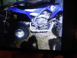 2007 Yamaha Raptor perfect condition for Sale in Yucaipa, CA