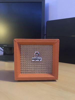Orange Crush Mini Guitar Amp for Sale in Los Angeles, CA