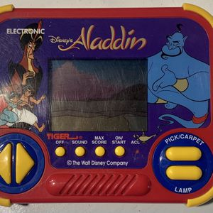 Vintage Disneys Aladdin Electronic Handheld Video Game for Sale in Killeen, TX