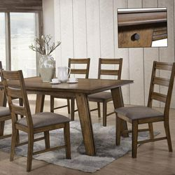 🎵Melanie Brown Dining Room Set 🎵⏰39 DOWN⏰ for Sale in Houston,  TX