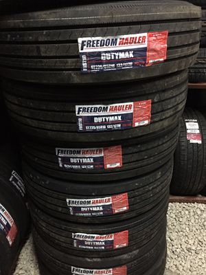 St235/85/16 TRAILER TIRES ALL STEEL (14ply) for Sale in Arlington, TX