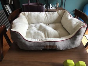 Gently used medium sized Dog bed for Sale in Sterling, VA