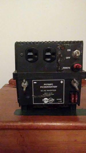 Power Inverter 40amp. for Sale in Sebring, FL