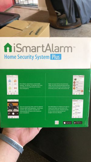 ISmart home alarm system for Sale in Portland, OR