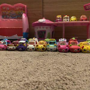 Shopkins Cutie Cars for Sale in Nuevo, CA