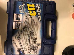 Ultra Steel 113 piece tool set for Sale in Renton, WA