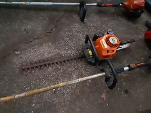 stihl has 45 trimmers like new 200 for Sale in Decatur, GA