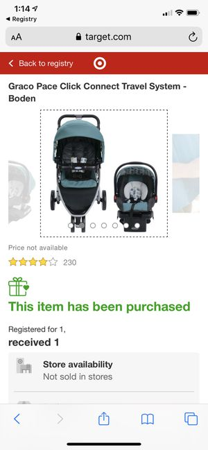 Graco car seat stroller and car seat base for Sale in Portsmouth, VA