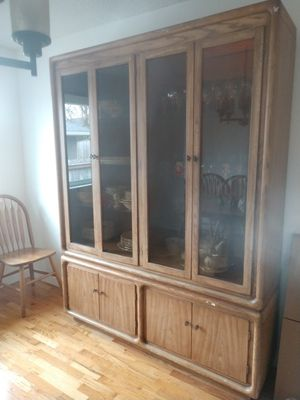 Free China Cabinet for Sale in Enumclaw, WA