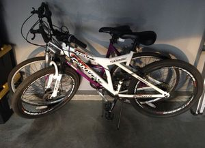 White Mountain Bike with Disc Brakes for Sale in Turlock, CA