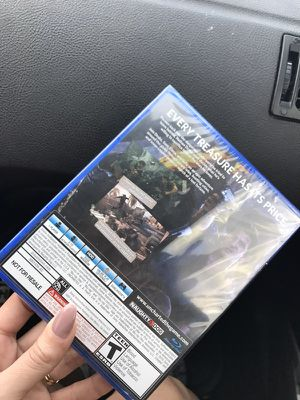 Unchanted 4, PS4 for Sale in Pompano Beach, FL
