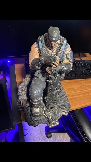 Gears of war statue collectible for Sale in Everett, WA
