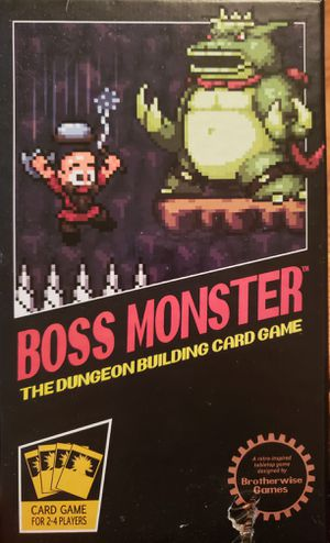Boss Monster Card Game for Sale in Waterloo, IA