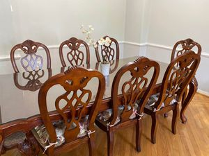 Dining Table with 8 chairs. for Sale in South Riding, VA