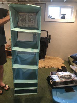 Ikea closet organizer for Sale in Portland, OR