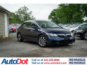 2009 Honda Civic Sdn for Sale in Sykesville, MD