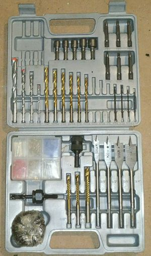 36 piece drill bit set for Sale in Fort Wayne, IN