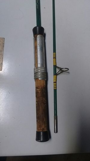 Great Lakes 4066 solid glass fishing rod for Sale in Waukegan, IL