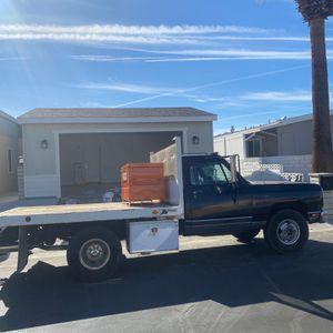 1990 Dodge Ram 3500 for Sale in Desert Hot Springs, CA