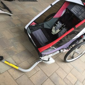 Thule chariot bike trailer for Sale in San Diego, CA