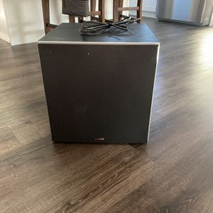 "Polk Subwoofer 12"" for Sale in La Mesa, CA"
